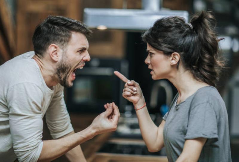 نتیجه تصویری برای مفهوم تعارض و تعارضات در روابط زناشویی